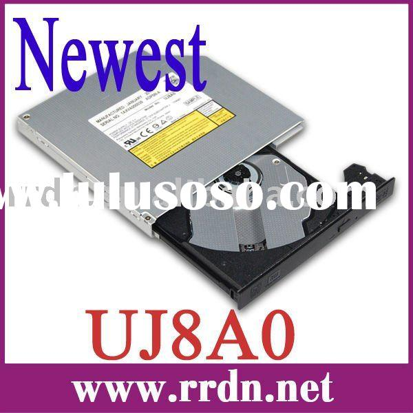 Optical slim SATA DVDRW DVD Burner writer drive UJ8A0