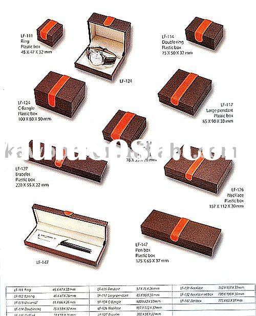 Printing Jewelry Gift Packaging Paper Boxes