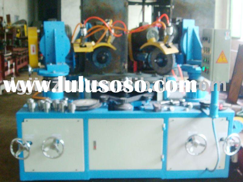 Rotary table automatic polisher