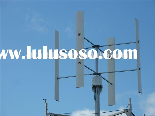 Small Type Vertical Wind Turbine Generator 2KW