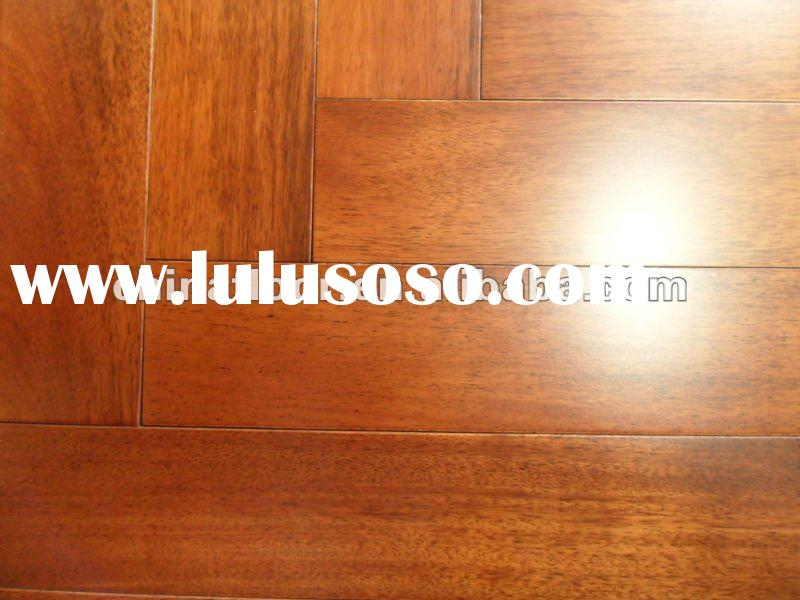 Solid Merbau Parquet Wood Flooring