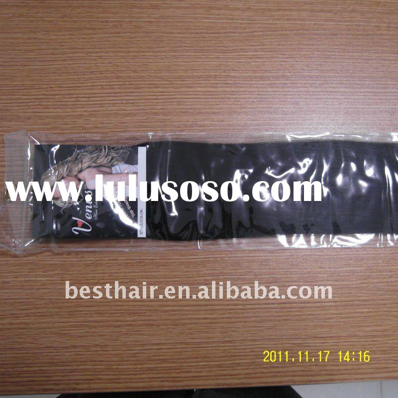 TOP SALES cheap price superb quality skin weft&pu tape hair extensions