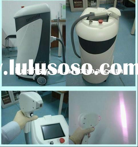 The advanced hair removal machine diode laser&hot sale beauty machine