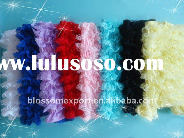 Wholesale lace petti rompers for girls