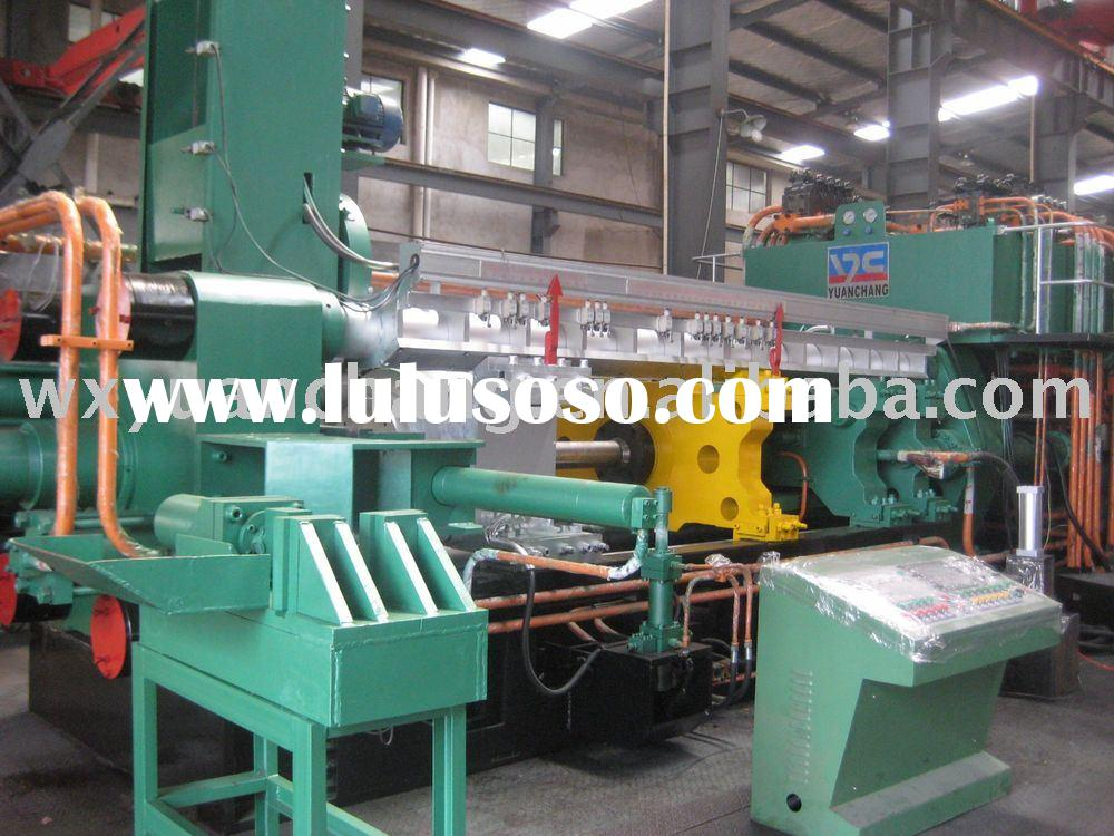 XJ-1250 hydraulic Copper Extrusion Press