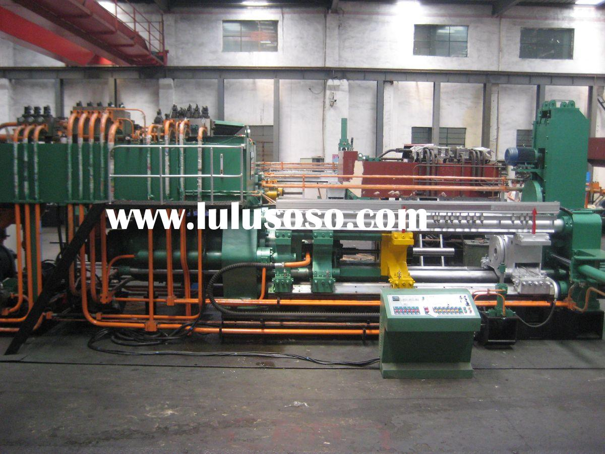 XJ-1350ST(1450UST)Double action copper hydraulic extrusion press cnc punching machine horizontal pow