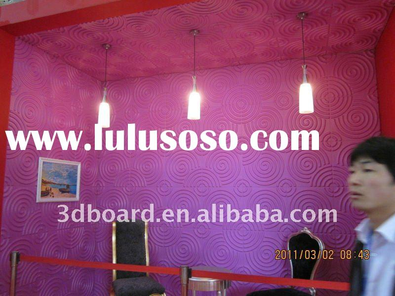 ceiling, wall panel,3d board
