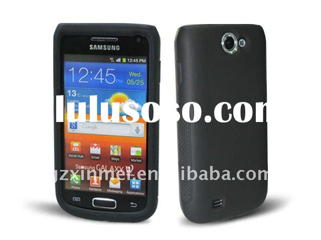 cell phone Silicone case for Samsung i8150