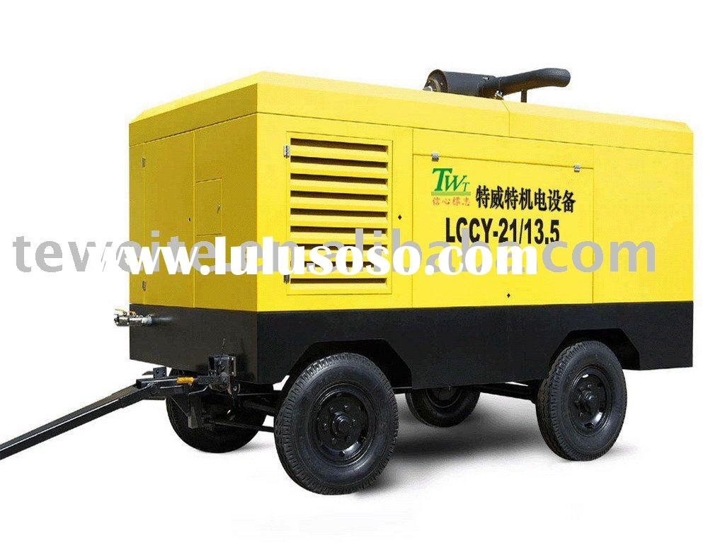 explosion proof portable air compressor for mine--TWT