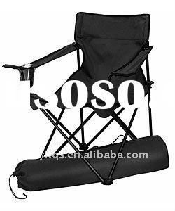 folding camping chair,with cup holders,can hold 300bls