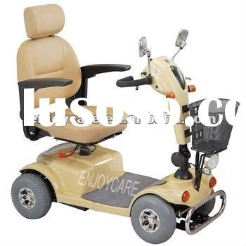 four wheel electric scooter, mobility scooter, 600W electric scooter, electric vehicle