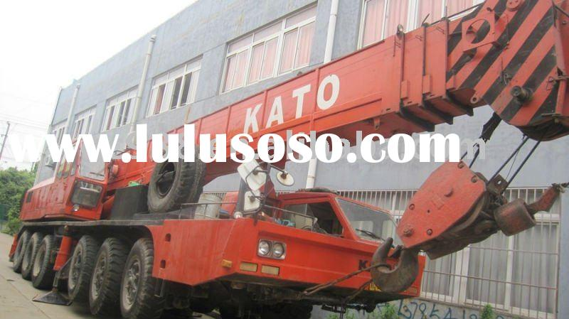 kato used 80 ton mobile crane