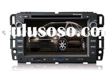 support bose system car dvd GM series with dvd buletooth