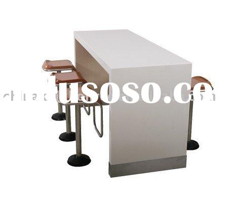 top-quality acrylic solid surface bar counter top
