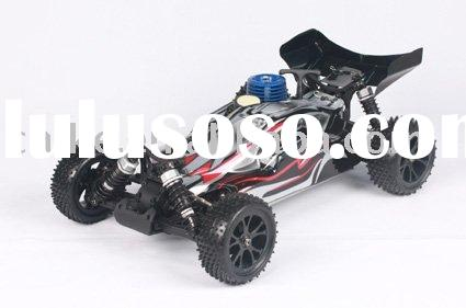1/10 Scale Nitro RC Buggy (2-Speed) RTR