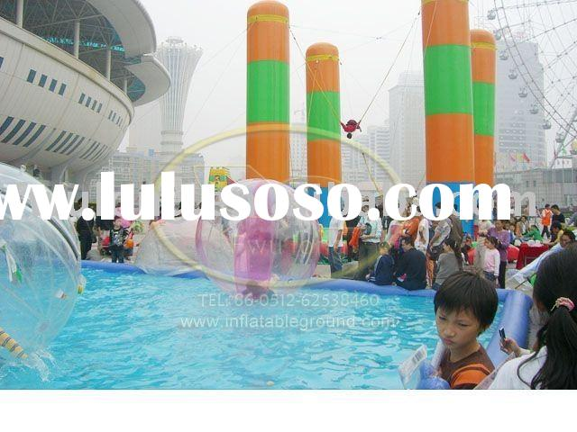 2011 new best selling inflatable water walking ball, water ball with high quality and cheap price