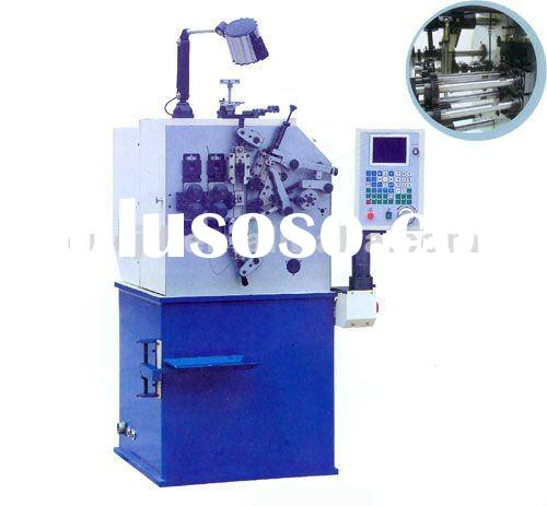 2012 Hot selling automatic spring coiling machine