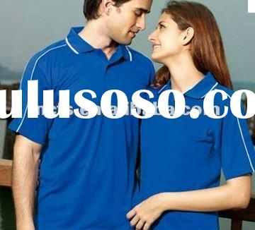 2012!!! New Summer Fashion High Quality plus size 100%Cotton mens polo t-shirts