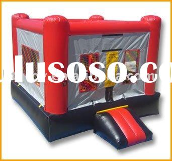 2012 funny and hot selling Indoor bounce house