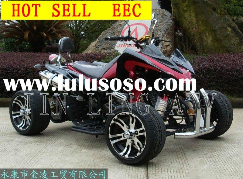 250CC LONCIN racing atv with eec,ATV250 Quad,2 passengers,14 inch wheels,2012 new model!! new star a