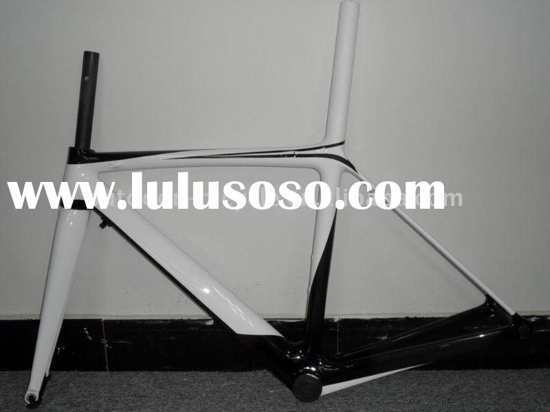 700c inside cable carbon road bike frame,bicycle part