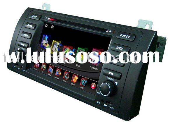 7.0 inch 2 din touch screen car audio for BMW 5-E39/BMW X5-E53