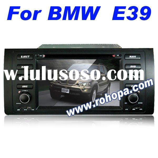 7 inch 2 Din Car DVD for BMW E39 (1995-2003) with canbus & 17 OSD Languages