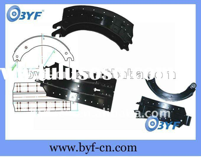 BYF Brake Shoe 4311/drum brake shoe/auto brake shoe/car brake shoe