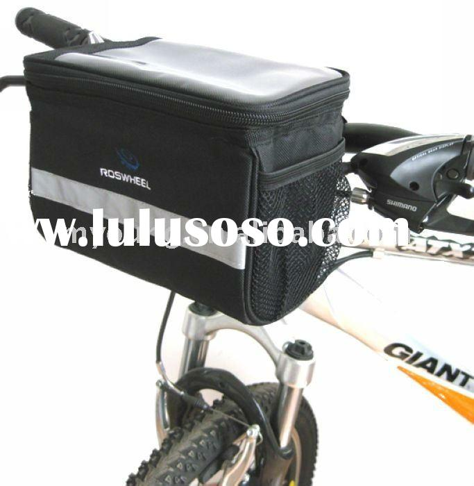Bicycle cycling front bag