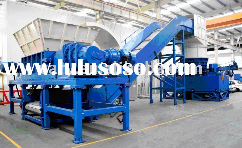 CAR Recycle, ELV recycling, Scrap Steel Recycling Equipment