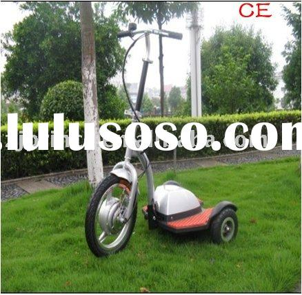 CE electric scooter 3 wheels for cruising