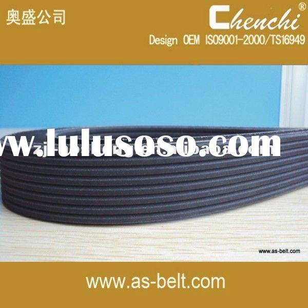 CR PU PVC automotive poly ribbed v belts,car spare parts,for suzuki isuzu mazda honda toyota hyundai