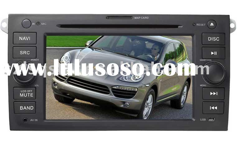 China Porsche Cayenne car DVD with GPS, bluetooth, RDS, TV, FM, SD, USB ST-7990