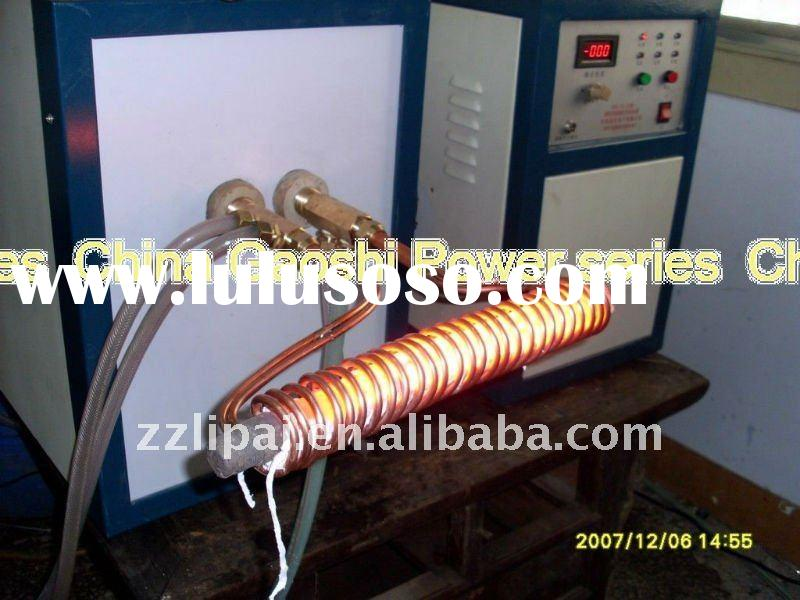 China medium frequency Induction heater for forging metal