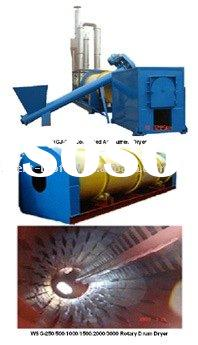 Drum Dryer, Rotary Dryer, Air Current Dryer, Flash Dryer, Belt Dryer