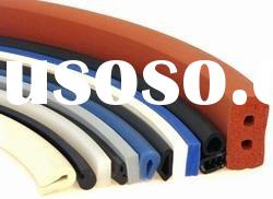 Extruded Rubber extrusion rubber seal strip epdm rubber strips