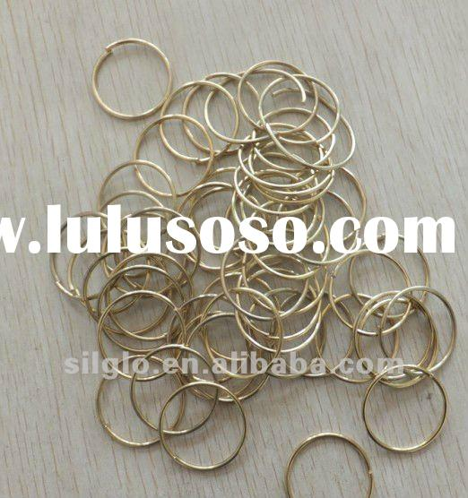 For gas-flame brazing copper-zinc Alloys brazing ring HS221