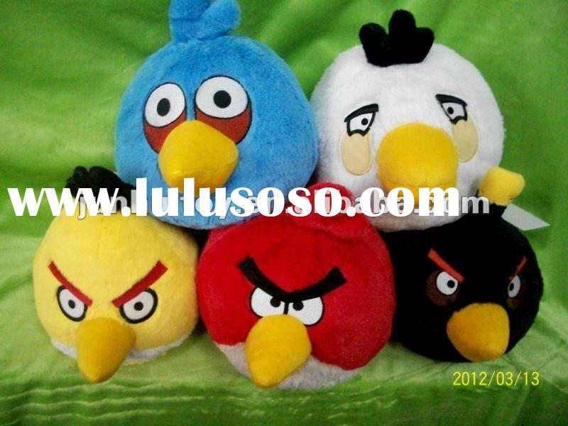Hot Super Plush Game-Birds