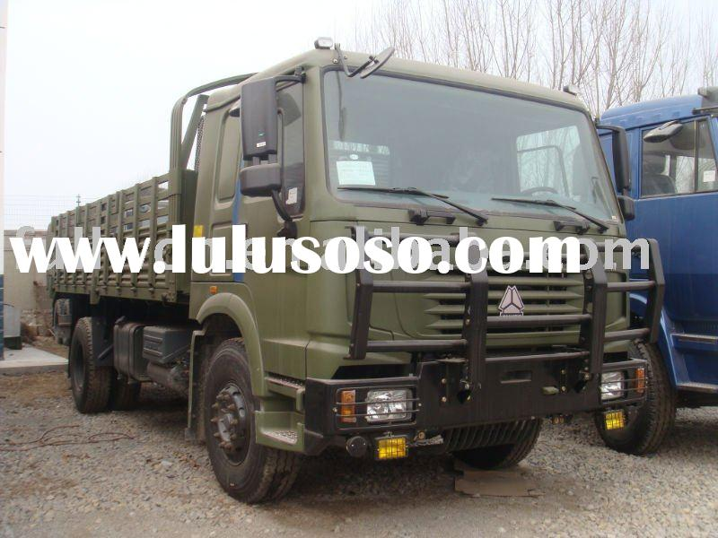 Howo 6m3 all wheel drive vehicle/truck