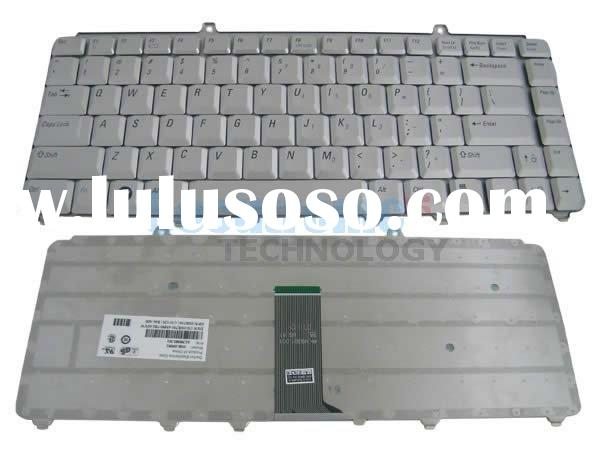 K062125X -laptop keyboard for Dell Inspiron XPS M1210 Series US