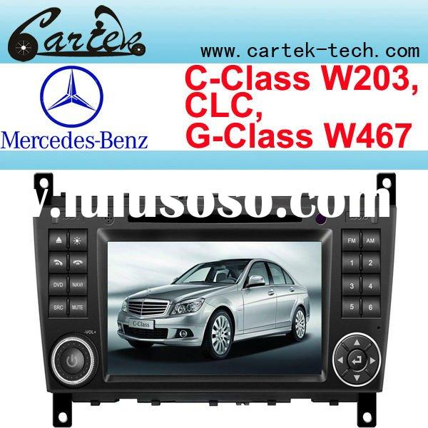Mercedes-Benz C Class W203 Car Radio