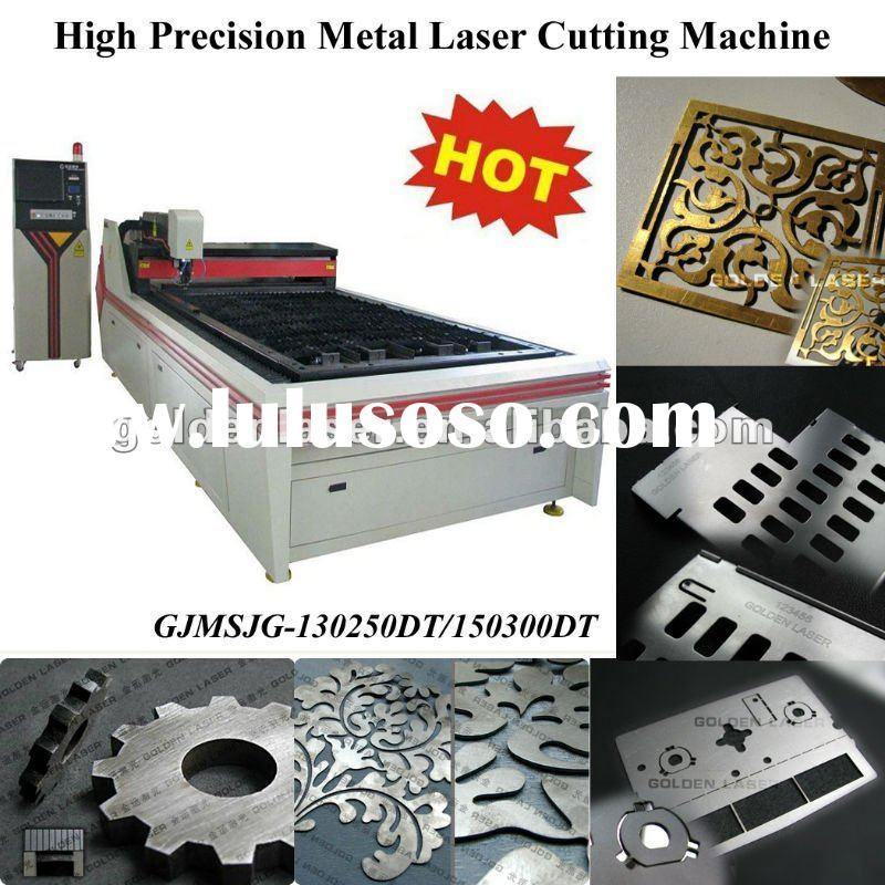 ND YAG Stainless Steel/Brass/Copper/Aluminum/Iron/Metal Laser Cutting Machine 500W/650W