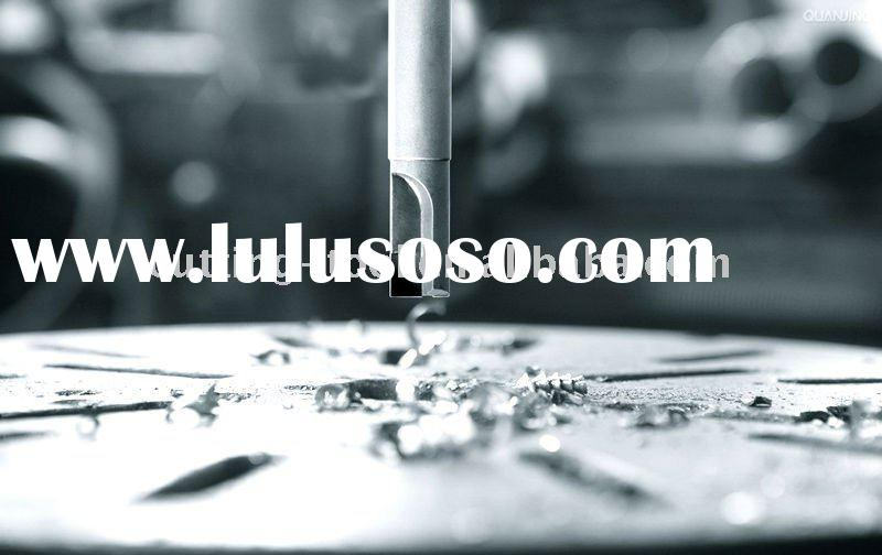 PCD Milling Tools Use for copper, aluminum, copper alloy, aluminum alloy and composite material