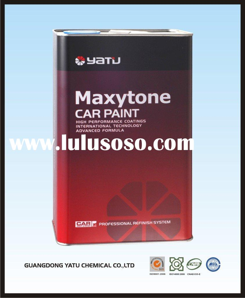 car paint brands-Clearcoat-Maxytone Series