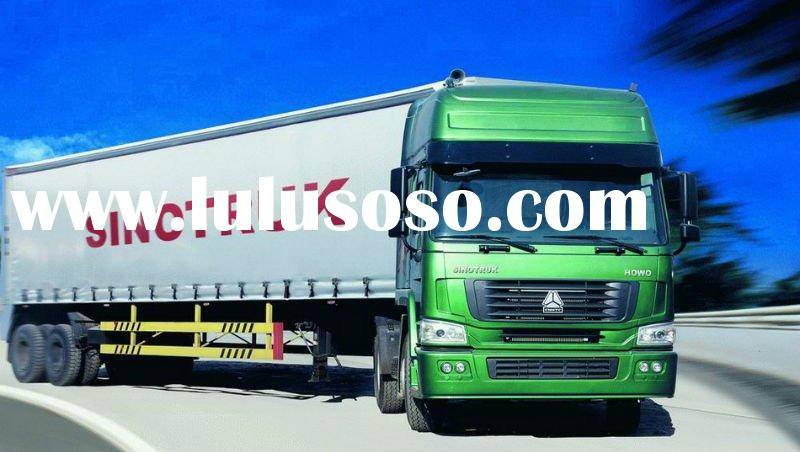 china heavy duty truck man tractor truck 4*2
