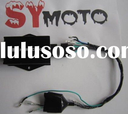 dirt bike parts, digital adjustable CDI