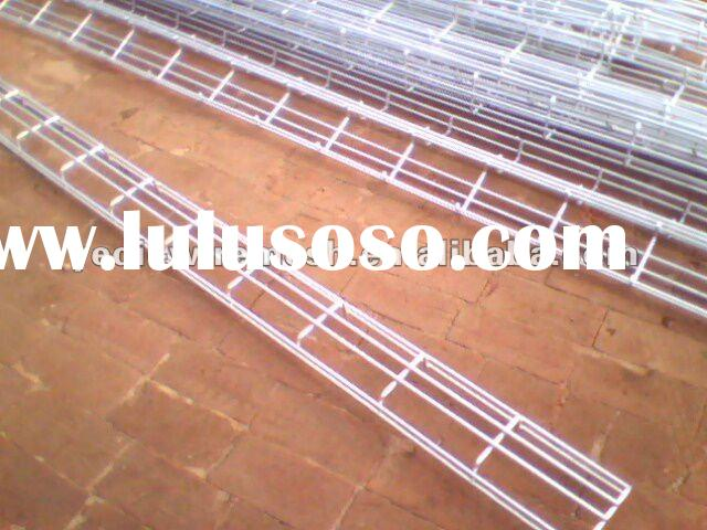 electro/ hot dipped galvanized/aluminum alloy/stainless steel ladder wire cable tray