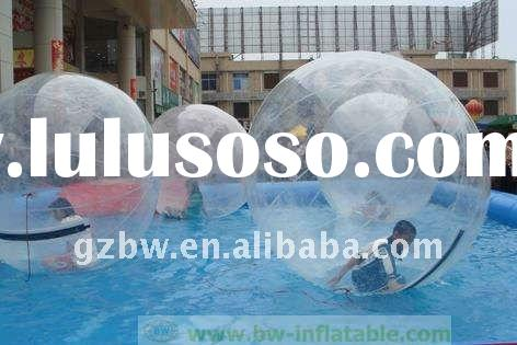 exciting inflatable water ball (water walking ball)
