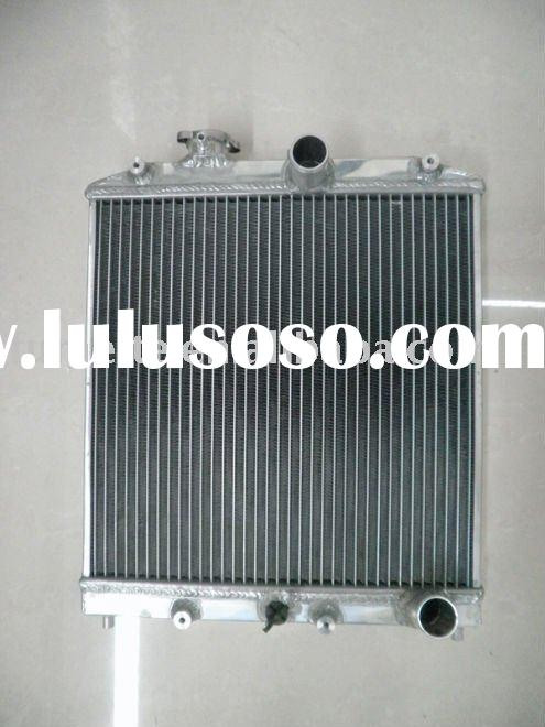for HONDA CIVIC 2000 00, CRX VTi TYPE-R DEL SOL 1.6L/1.8L 1991-2001,aluminum RACING radiator auto pa
