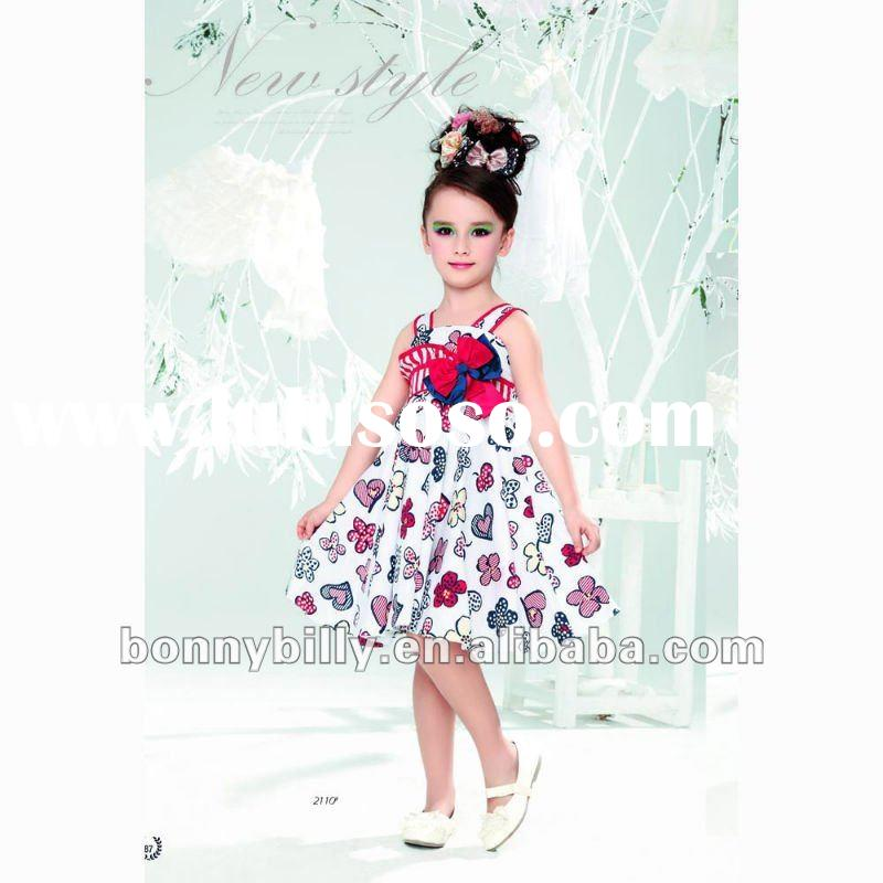 girls frock designs/princess dress
